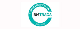 BMTRADA System Certification ISO 14001