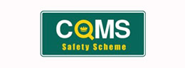CQMS safety scheme logo