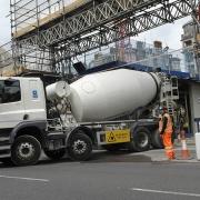 Construction site Traffic Management