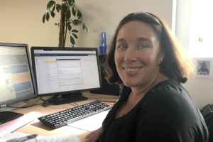Sharleen Houston Business Operations Support Manager for DGP