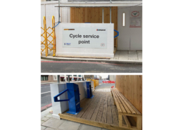 london cycle station